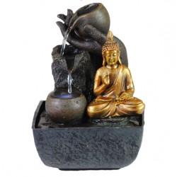 Fontana Zen Buddha