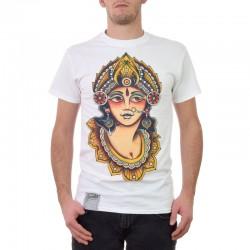Graceless t-shirt uomo bianco