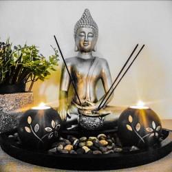 Buddha portacandela