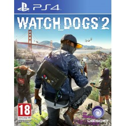 PS4 Watch Dogs 2 EU