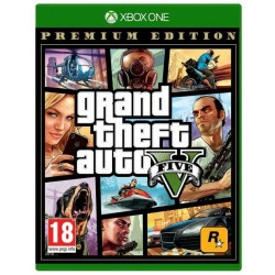 XBOX ONE GTA Grand Theft...