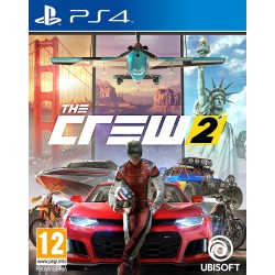 PS4 The Crew 2 EU