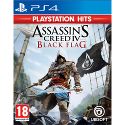 PS4 Assassin's Creed 4:...