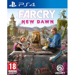 PS4 Far Cry: New Dawn