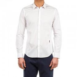 Carrera camicia uomo bianca